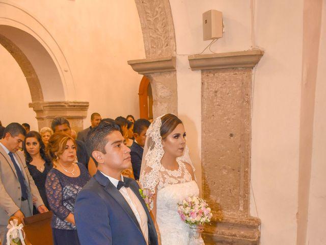 La boda de Fernando y Daniela en Tlajomulco de Zúñiga, Jalisco 28