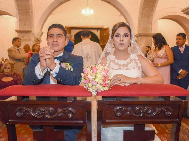 La boda de Fernando y Daniela en Tlajomulco de Zúñiga, Jalisco 29