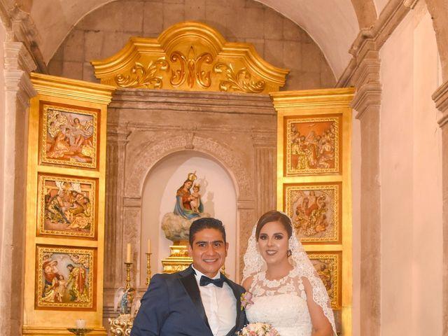La boda de Fernando y Daniela en Tlajomulco de Zúñiga, Jalisco 30