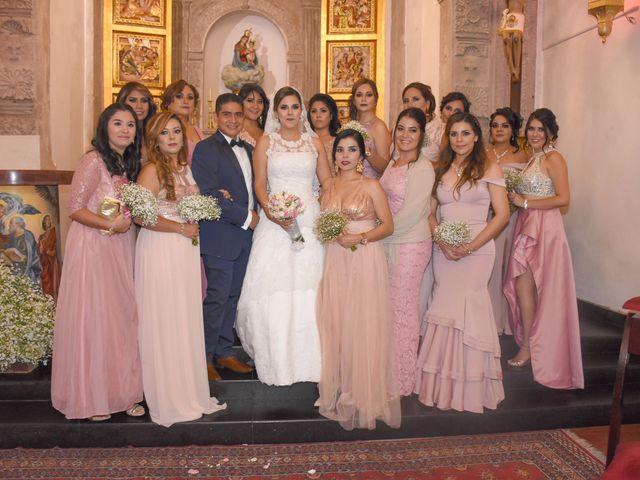 La boda de Fernando y Daniela en Tlajomulco de Zúñiga, Jalisco 31