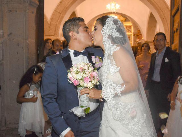 La boda de Fernando y Daniela en Tlajomulco de Zúñiga, Jalisco 34