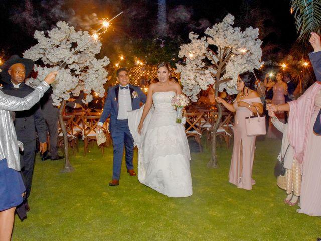 La boda de Fernando y Daniela en Tlajomulco de Zúñiga, Jalisco 39
