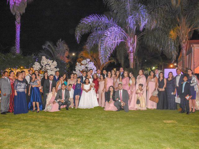 La boda de Fernando y Daniela en Tlajomulco de Zúñiga, Jalisco 40