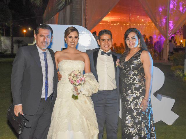 La boda de Fernando y Daniela en Tlajomulco de Zúñiga, Jalisco 41