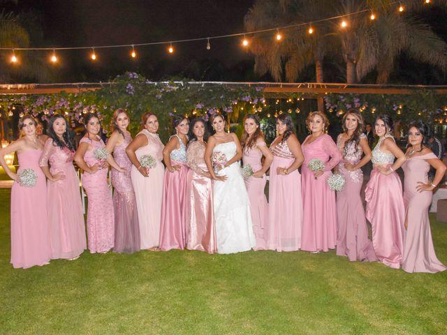 La boda de Fernando y Daniela en Tlajomulco de Zúñiga, Jalisco 43