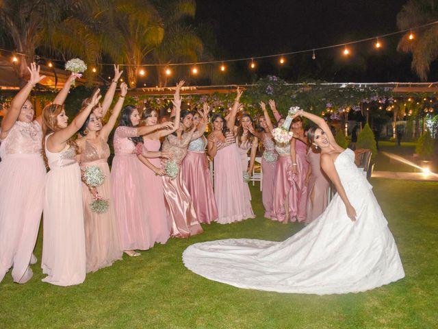 La boda de Fernando y Daniela en Tlajomulco de Zúñiga, Jalisco 45