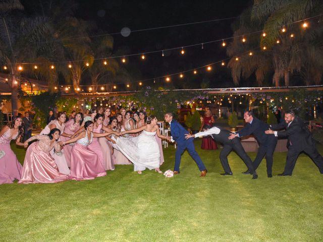 La boda de Fernando y Daniela en Tlajomulco de Zúñiga, Jalisco 47
