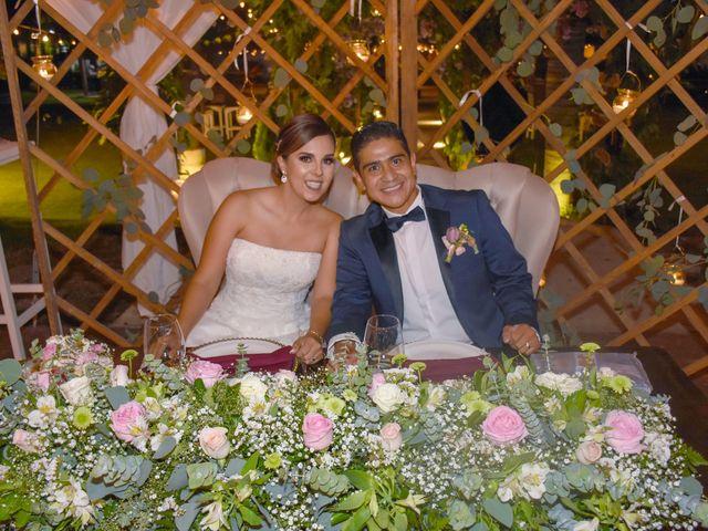 La boda de Fernando y Daniela en Tlajomulco de Zúñiga, Jalisco 50