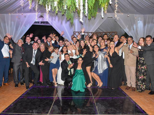 La boda de Fernando y Daniela en Tlajomulco de Zúñiga, Jalisco 53