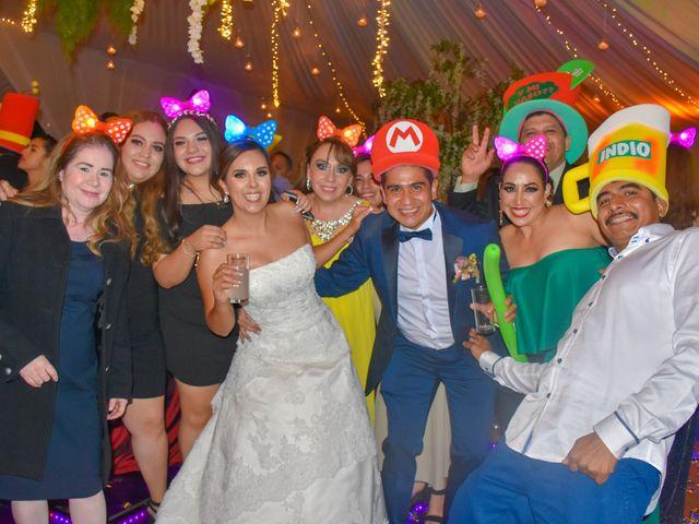 La boda de Fernando y Daniela en Tlajomulco de Zúñiga, Jalisco 56