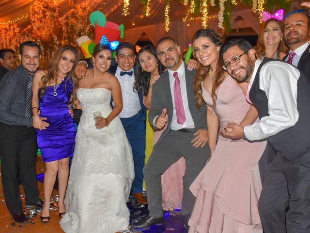 La boda de Fernando y Daniela en Tlajomulco de Zúñiga, Jalisco 58