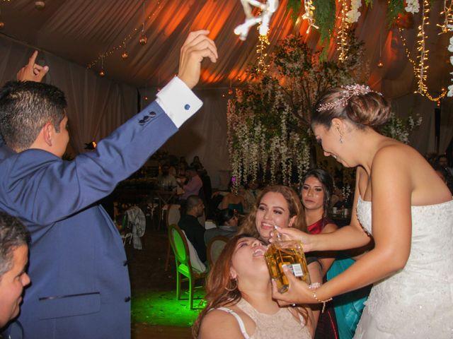 La boda de Fernando y Daniela en Tlajomulco de Zúñiga, Jalisco 62
