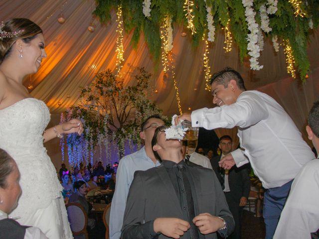 La boda de Fernando y Daniela en Tlajomulco de Zúñiga, Jalisco 67