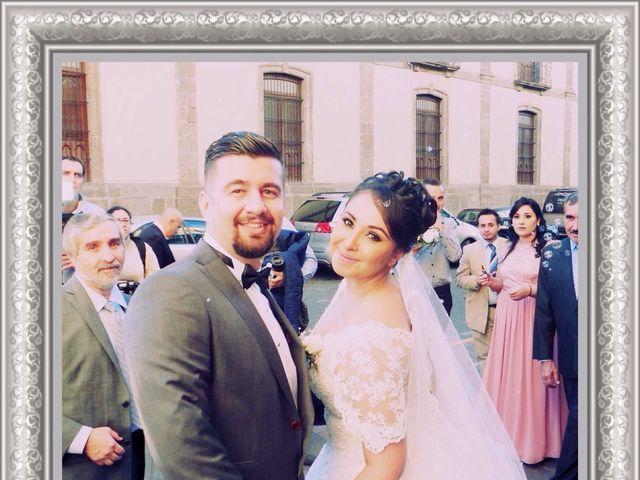 La boda de Ilkay y Brenda en Guadalajara, Jalisco 5
