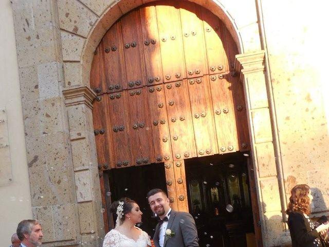 La boda de Ilkay y Brenda en Guadalajara, Jalisco 4