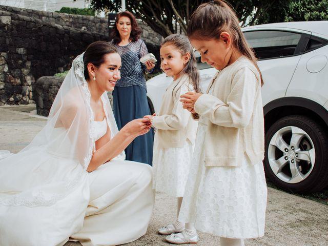 La boda de Victor y Mariana en Tlalpan, Ciudad de México 7