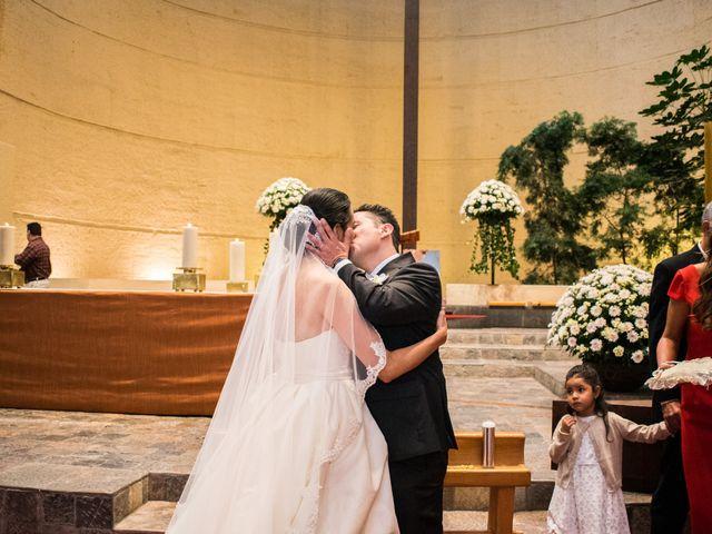 La boda de Victor y Mariana en Tlalpan, Ciudad de México 16