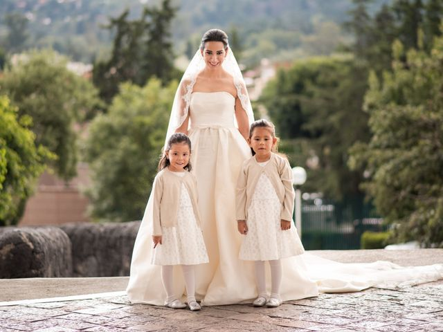 La boda de Victor y Mariana en Tlalpan, Ciudad de México 18