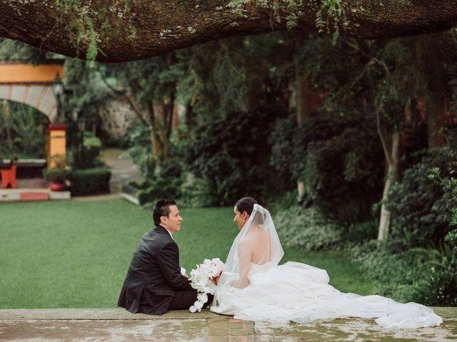 La boda de Victor y Mariana en Tlalpan, Ciudad de México 21
