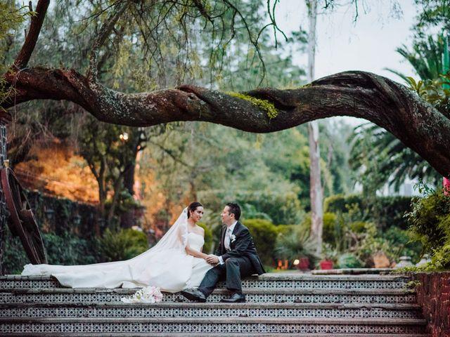 La boda de Victor y Mariana en Tlalpan, Ciudad de México 25