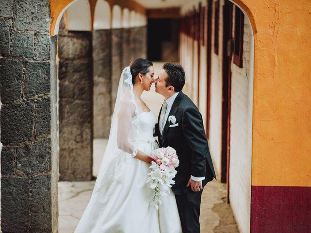 La boda de Victor y Mariana en Tlalpan, Ciudad de México 26