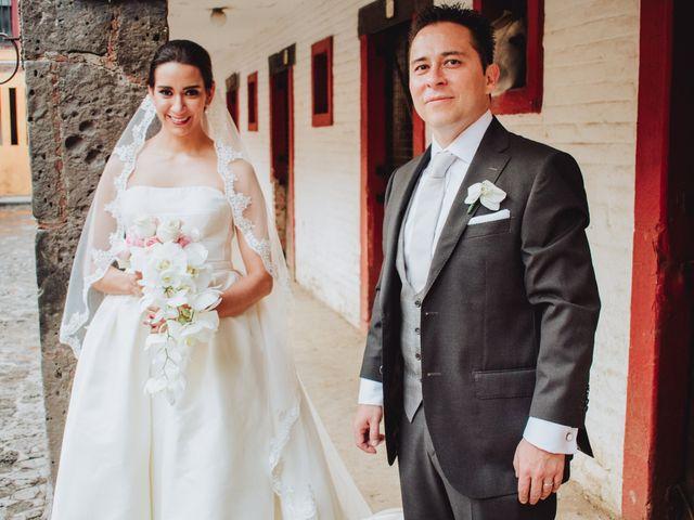 La boda de Victor y Mariana en Tlalpan, Ciudad de México 27