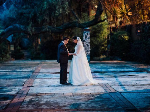 La boda de Victor y Mariana en Tlalpan, Ciudad de México 28