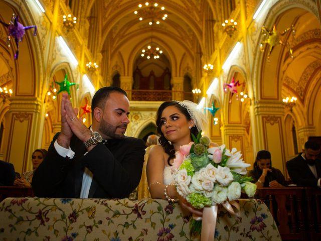 La boda de Araciel y Luis