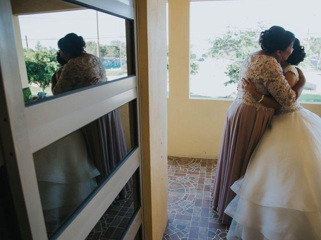 La boda de Reynaldo y Briseida en Matamoros, Tamaulipas 11