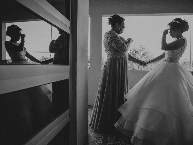 La boda de Reynaldo y Briseida en Matamoros, Tamaulipas 12