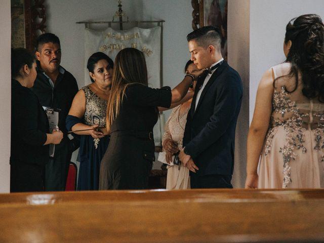 La boda de Reynaldo y Briseida en Matamoros, Tamaulipas 16