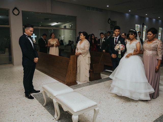 La boda de Reynaldo y Briseida en Matamoros, Tamaulipas 24