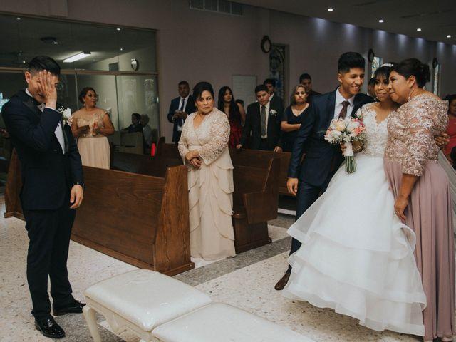 La boda de Reynaldo y Briseida en Matamoros, Tamaulipas 25