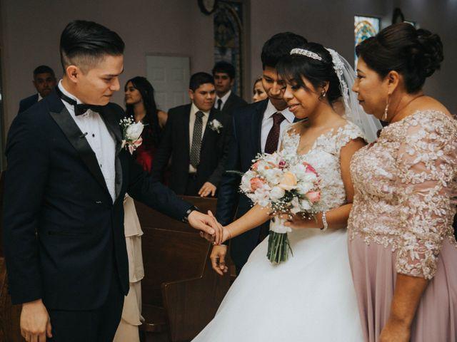 La boda de Reynaldo y Briseida en Matamoros, Tamaulipas 26