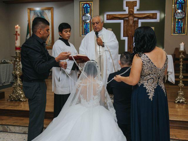 La boda de Reynaldo y Briseida en Matamoros, Tamaulipas 34