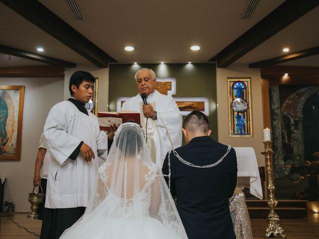 La boda de Reynaldo y Briseida en Matamoros, Tamaulipas 36