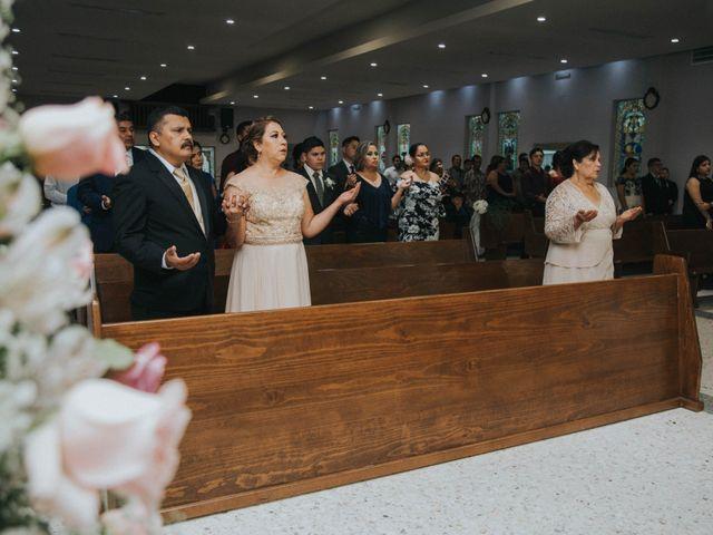 La boda de Reynaldo y Briseida en Matamoros, Tamaulipas 38