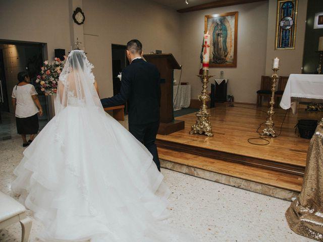 La boda de Reynaldo y Briseida en Matamoros, Tamaulipas 39
