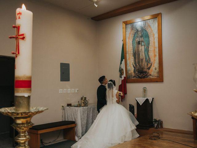 La boda de Reynaldo y Briseida en Matamoros, Tamaulipas 40