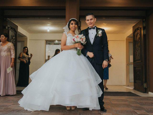 La boda de Reynaldo y Briseida en Matamoros, Tamaulipas 42