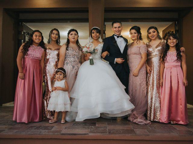 La boda de Reynaldo y Briseida en Matamoros, Tamaulipas 45