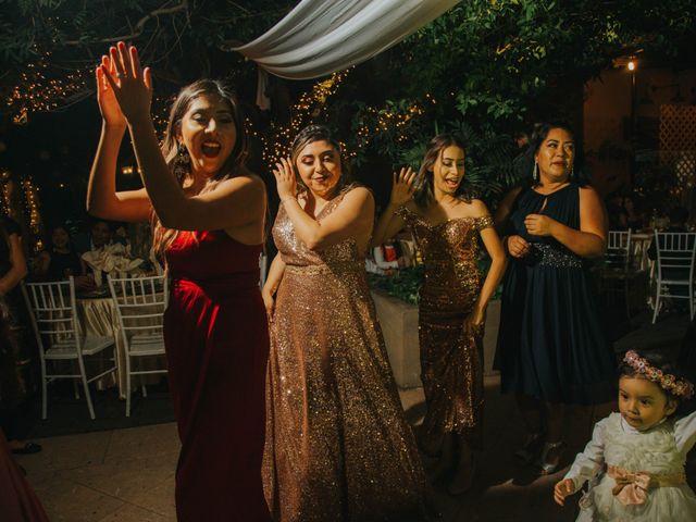 La boda de Reynaldo y Briseida en Matamoros, Tamaulipas 95