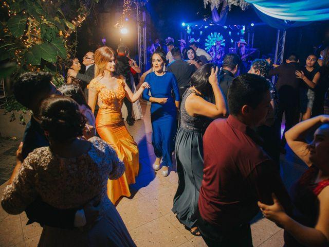 La boda de Reynaldo y Briseida en Matamoros, Tamaulipas 100