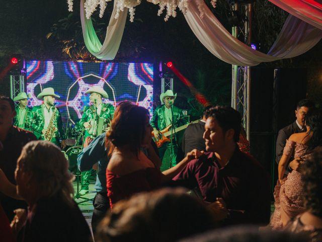 La boda de Reynaldo y Briseida en Matamoros, Tamaulipas 102