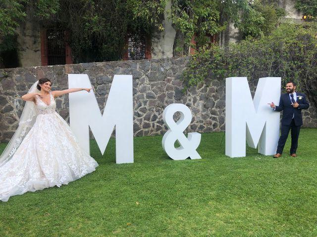 La boda de Mario y Mariana