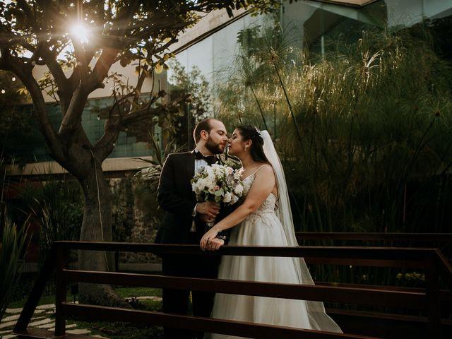 La boda de Darinka y Juan