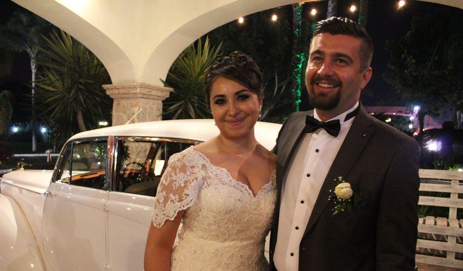 La boda de Ilkay y Brenda en Guadalajara, Jalisco