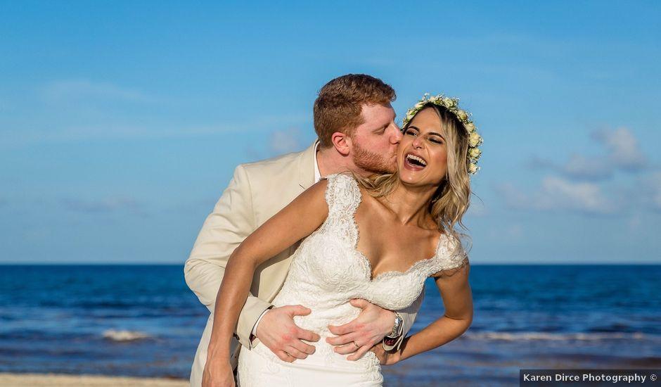La boda de Víctor y Amanda en Cancún, Quintana Roo