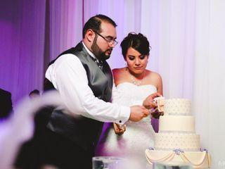 La boda de Nora y Emmanuel