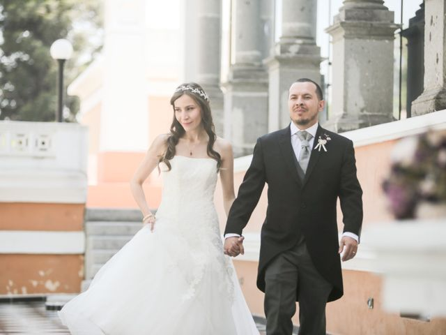 La boda de Jennyfer y Luis